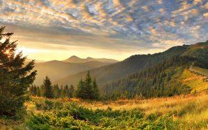 Лучшие места для путешествий в Украине