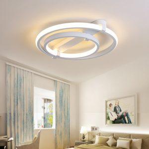 Светильники потолочные – эстетика света и комфорт