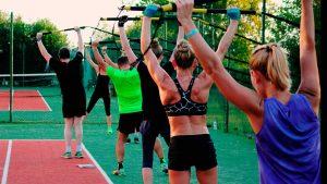 Попробуйте вести активный образ жизни с фитнес